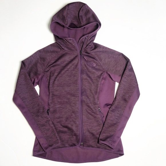 f2796162d The North Face Arcata Full Zip Hoodie size M plum